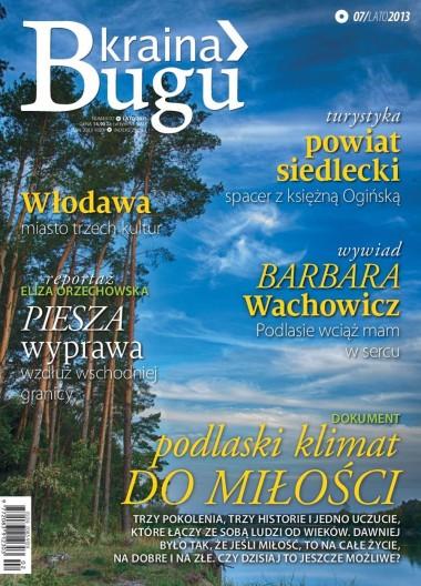 """W numerze letnim magazynu """"Kraina Bugu"""" wkładka z fotografią Adama Falkowskiego pt. """"Co ma koń do wiatraka?"""" Fotografia jest na sztywnym papierze w formacie A4, idealnie pasuje do oprawienia w ramkę !"""